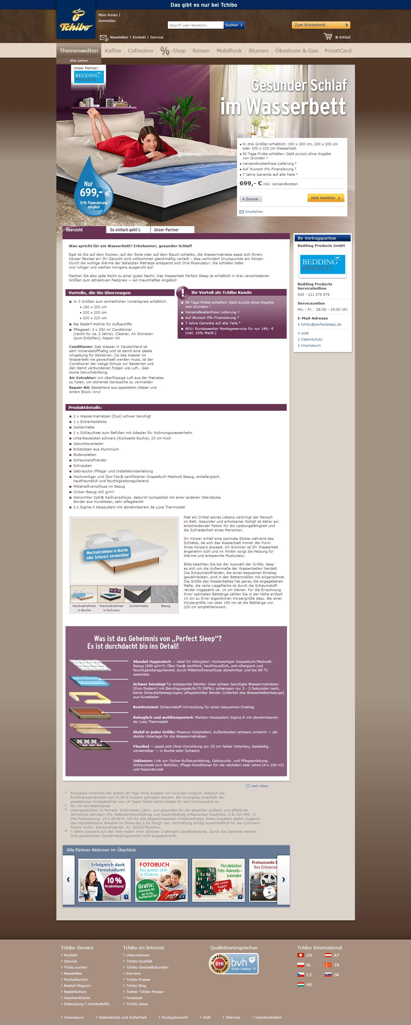 tchibo portfolio. Black Bedroom Furniture Sets. Home Design Ideas